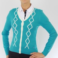 Diamond Front Cardigan